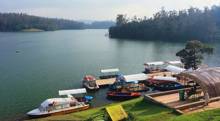 Ooty tour packages from Bangalore by bus